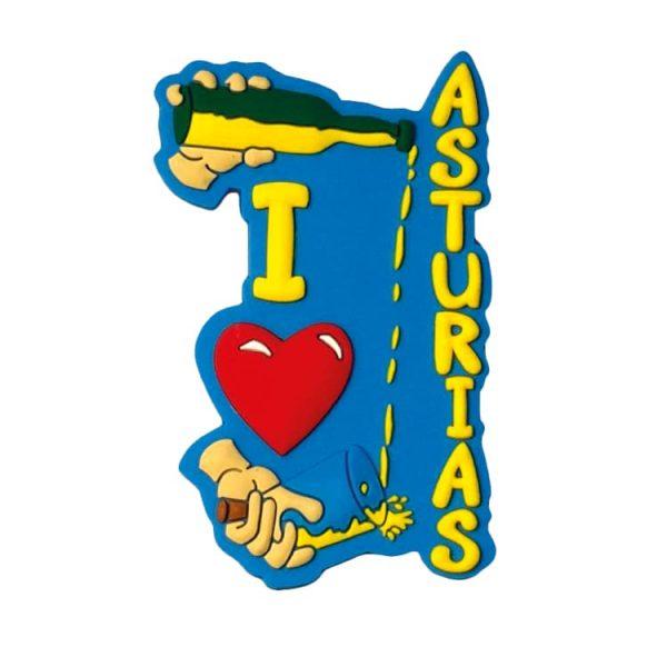 IMAN ASTURIAS - I LOVE ASTURIAS SIDRA
