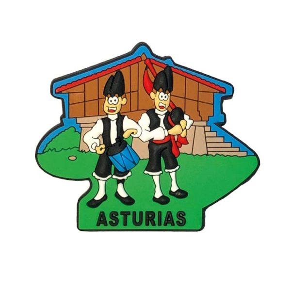 IMAN ASTURIAS - ASTURIANOS HÓRREO