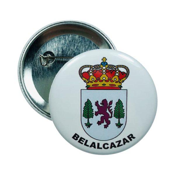 chapa escudo belalcazar