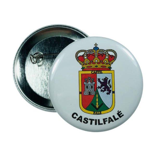 chapa escudo castilfale