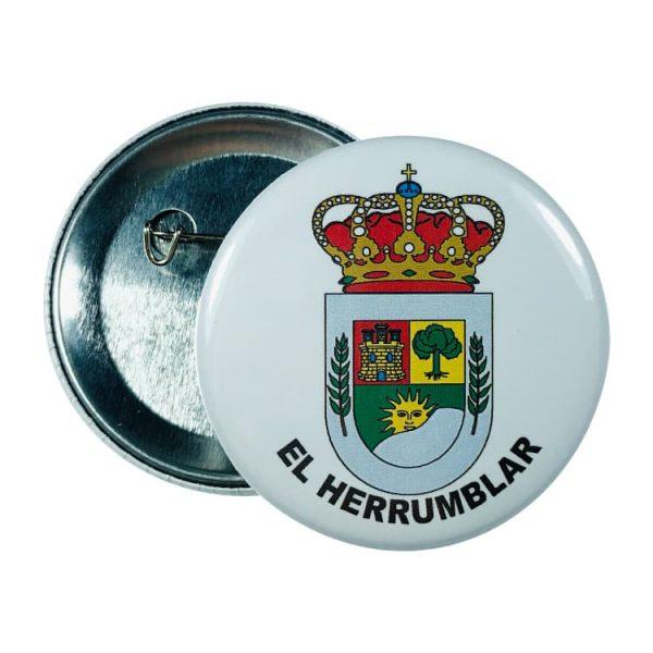 chapa escudo herrumblar