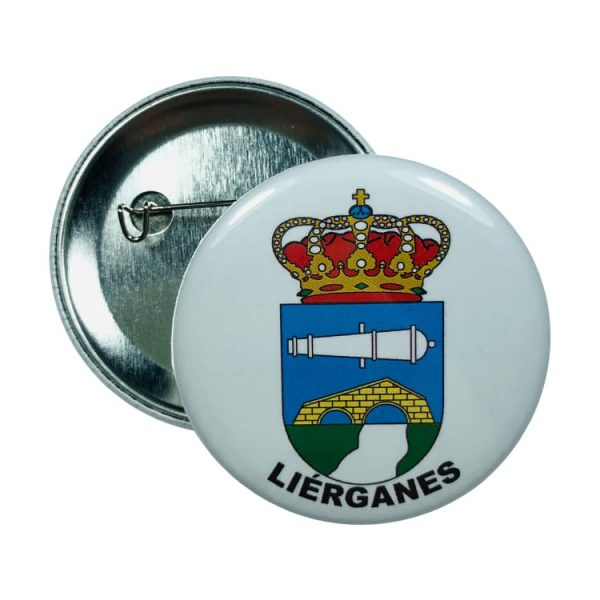 chapa escudo lierganes