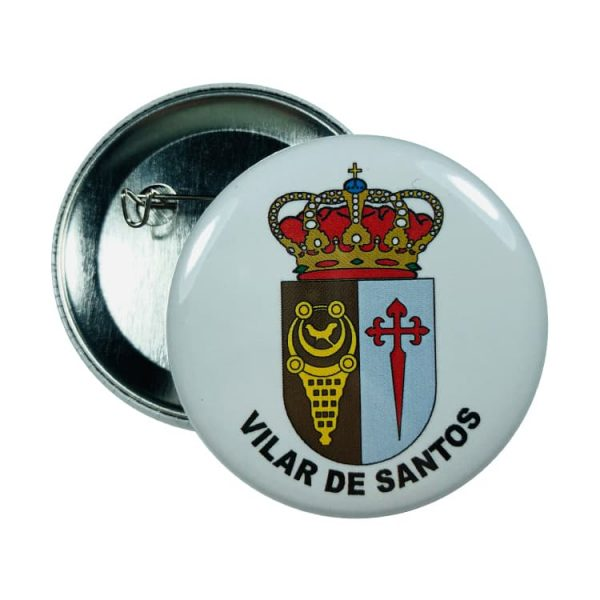 chapa escudo vilar de santos