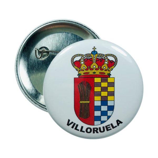 chapa escudo villoruela