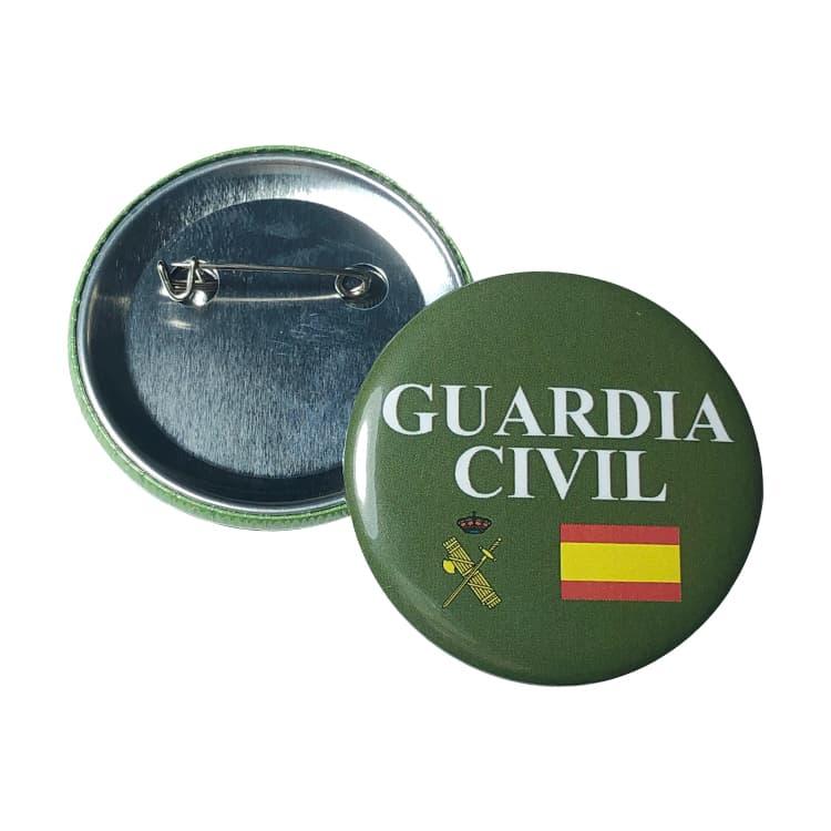 chapa guardia civil