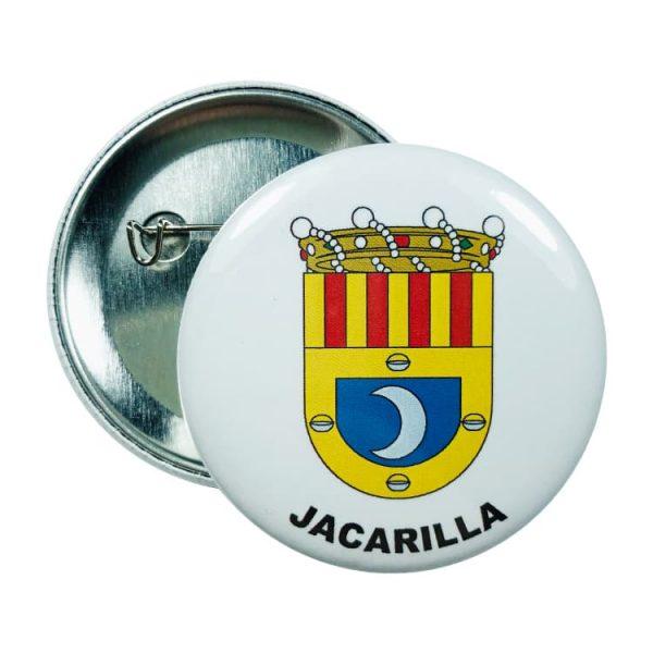 chapa jacarilla