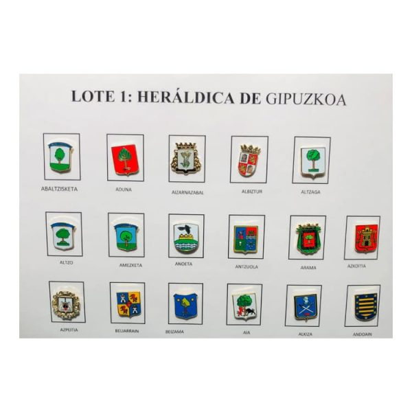 lote heraldica gipuzkoa