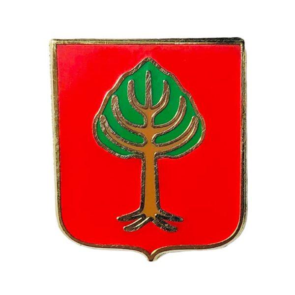 pin escudo aduna gipuzkoa