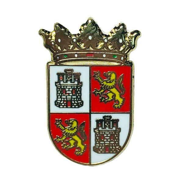 pin escudo albiztur gipuzkoa