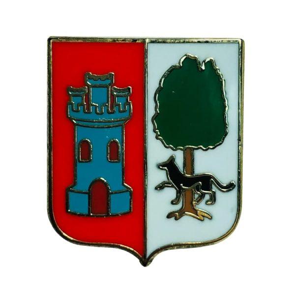pin escudo alonsotegi vizcaya