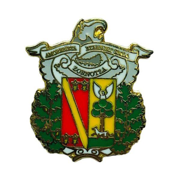 pin escudo amorebieta etxano vizcaya