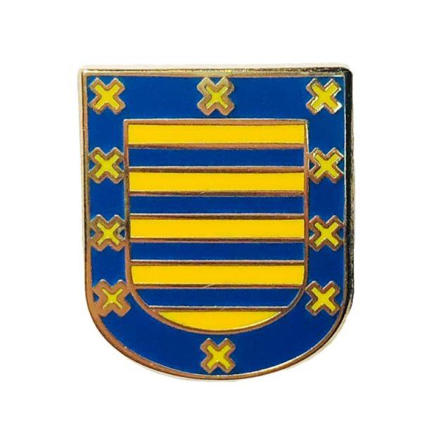 pin escudo andoain gipuzkoa
