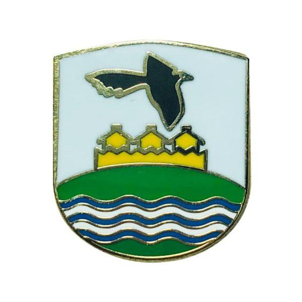 pin escudo anoeta gipuzkoa