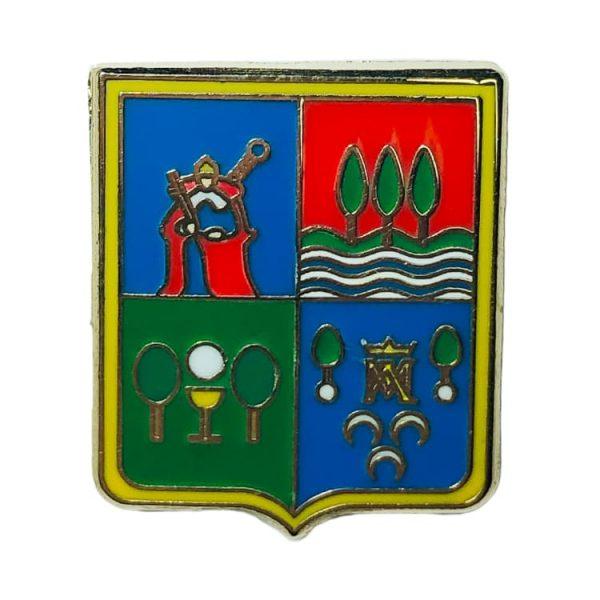 pin escudo antzuola gipuzkoa