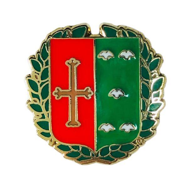 pin escudo arrieta vizcaya