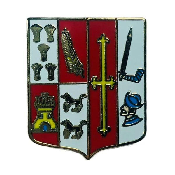 pin escudo artea vizcaya