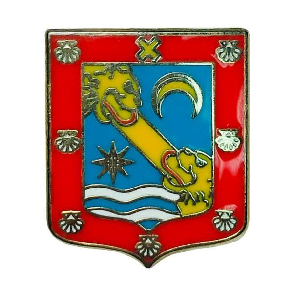 pin escudo aulesti vizcaya