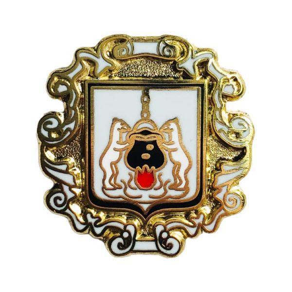pin escudo azpeitia gipuzkoa