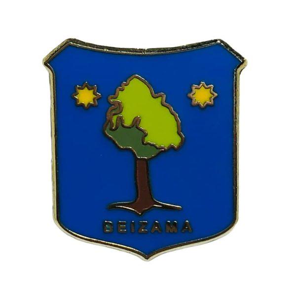 pin escudo beizama gipuzkoa