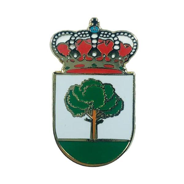 pin escudo bollullos de la mitacion sevilla