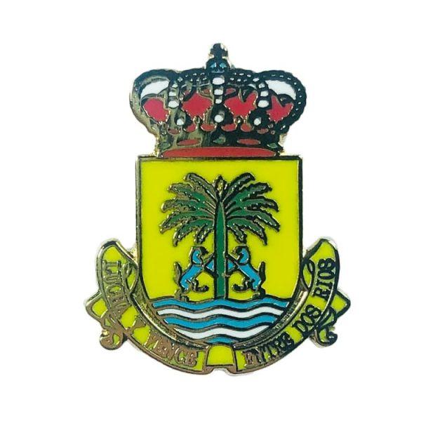 pin escudo palma del rio cordoba