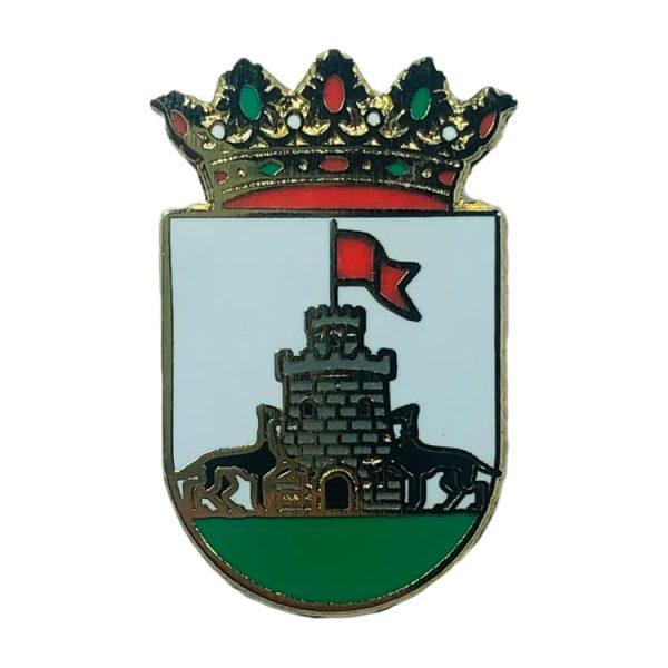 pin escudo torre alhaquime cadiz