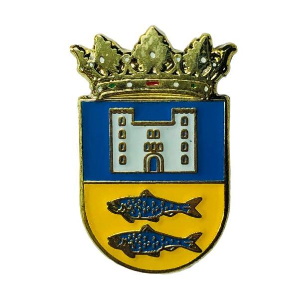 pin heraldico escudo albalat dels sorells valencia