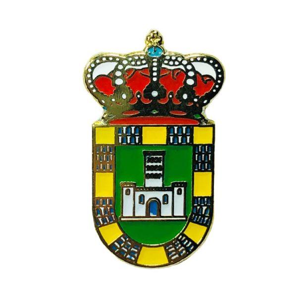 pin heraldico escudo alfoz