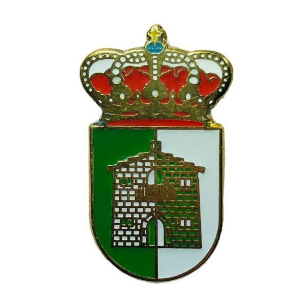 pin heraldico escudo algarinejo granada