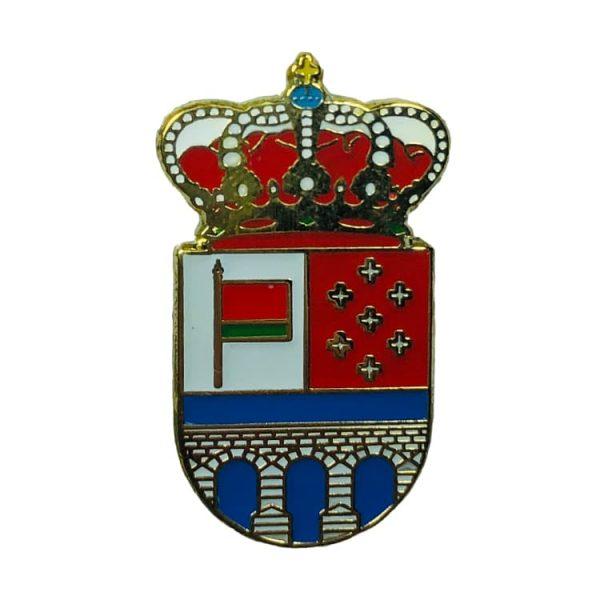 pin heraldico escudo almeida de sayago zamora