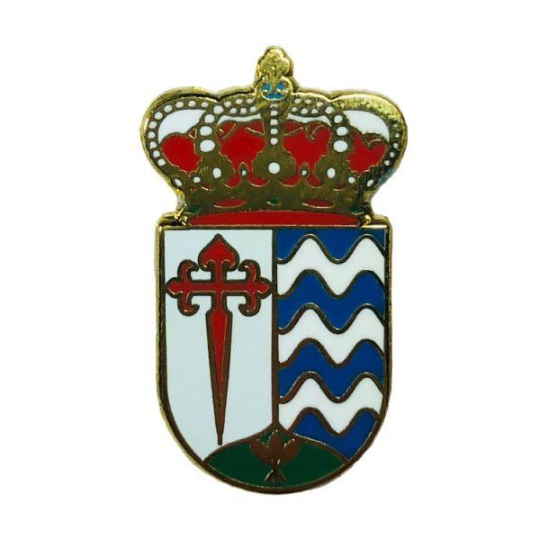 pin heraldico escudo arquillinos zamora