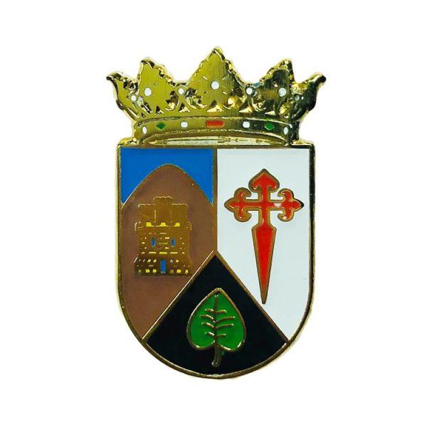 pin heraldico escudo bacares almeria