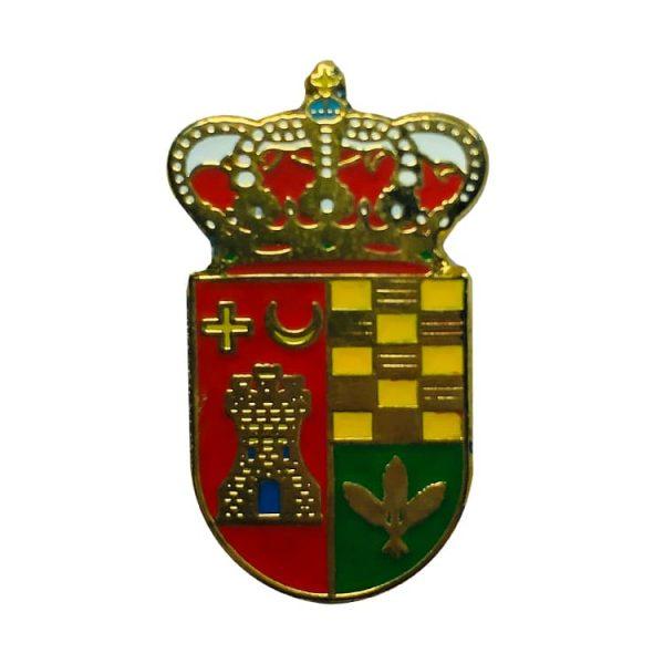 pin heraldico escudo benafarces valladolid