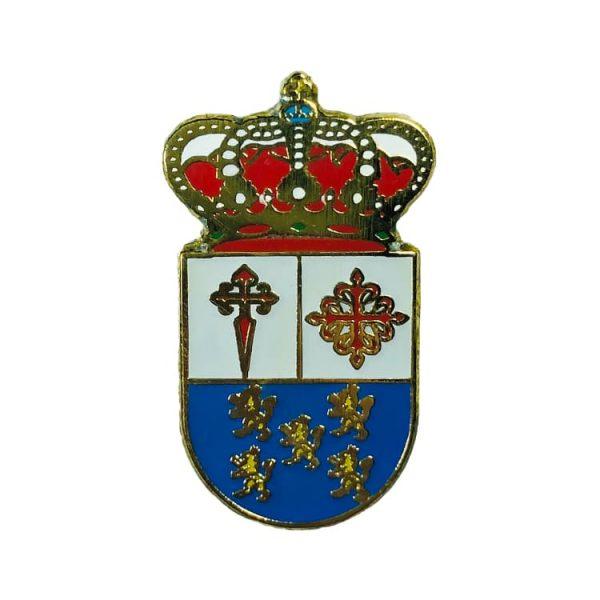 pin heraldico escudo canena jaen
