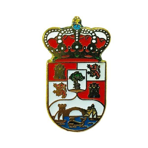 pin heraldico escudo castro urdiales