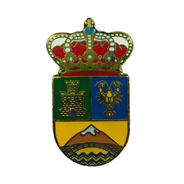 pin heraldico escudo devalos soria