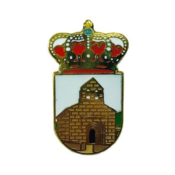 pin heraldico escudo lamason cantabria