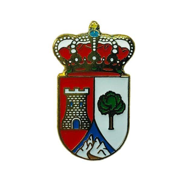 pin heraldico escudo penarubia