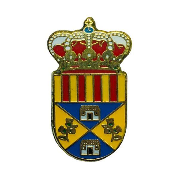 pin heraldico escudo sellent valencia
