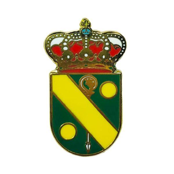 pin heraldico escudo sermade lugo