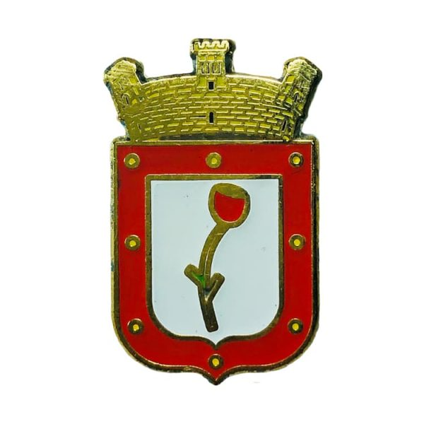 pin heraldico escudo tarola soria