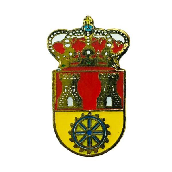 pin heraldico escudo vega de liebana