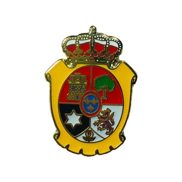 pin heraldico escudo ventas de zafarraya granada