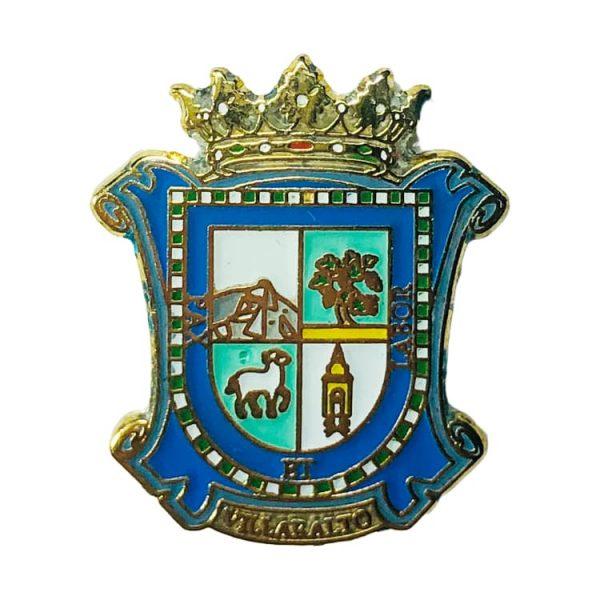 pin heraldico escudo villaralto cordoba