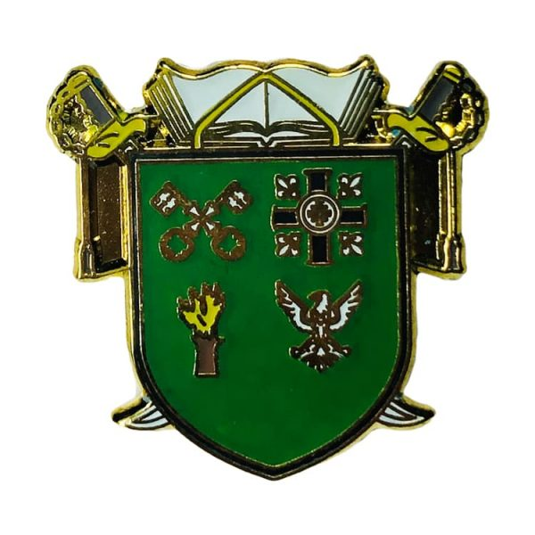 pin heraldico escudo villota del paramo palencia