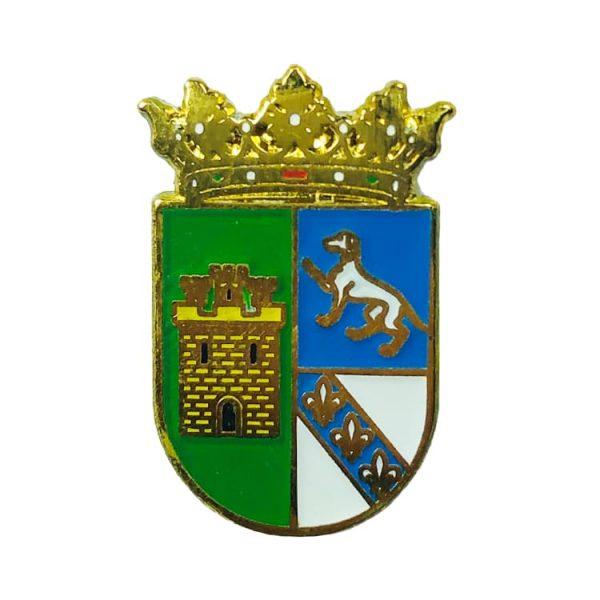 pin heraldico escudo xalo
