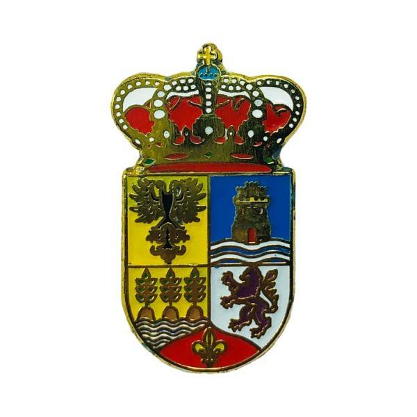 pin heraldico escudo zurgena almeria