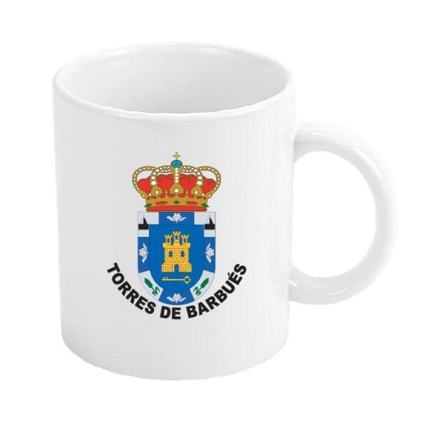 taza TORRES DE BARBUES