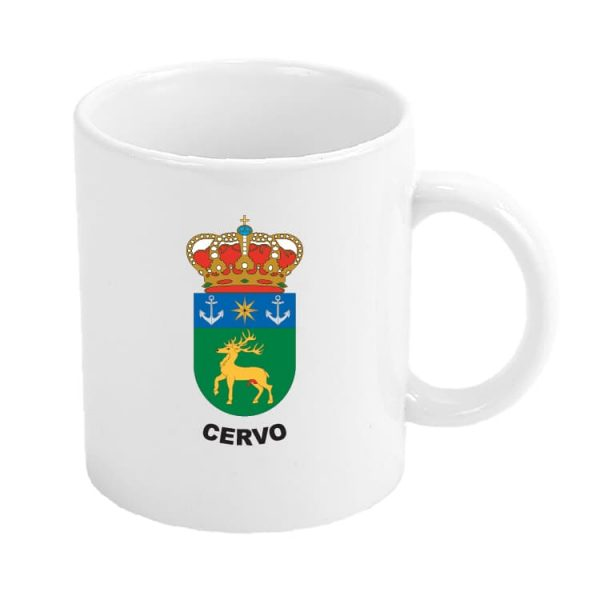 taza CERVO