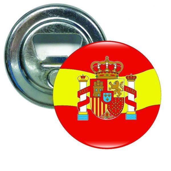 abridor redondo espana escudo